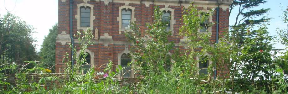 Disused water works